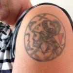 Tattoo van Richard uit Bodegraven