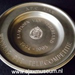 Kampioensschaal Ajax PTT Telecompetitie seizoen 1994 - 1995