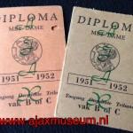Diploma 1951