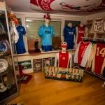 De Bordjesclub is een onverwoestbare traditie binnen Ajax. In het museum vindt u meer dan 20 verschillende borden. Zowel borden van 25 en 40 jaar bordjesclub.