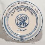 90 jaar jubileum jeugdtoernooi Oktober 1990 G.Sluis Amsterdamsche Footballclub Ajax