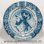 40 jaar Amsterdamsche Footballclub Ajax Hallmann