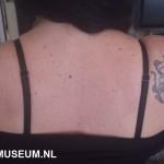 Tattoo van Monique uit Heemskerk