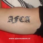 Tattoo van André