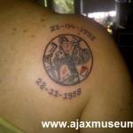 Tattoo van Carla uit Amsterdam