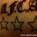 Tattoo van Maikel uit Leerdam.