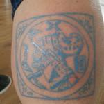 Tattoo van Ramon uit Lelystad