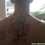 Tattoo van Sander uit Hoorn