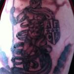 Tattoo van Stephan uit Bergen op Zoom