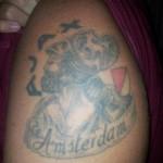 Tattoo van Boris uit Breukelen