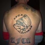 Tattoo van Ed uit Amsterdam