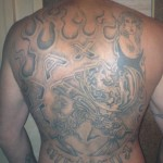 Tattoo van Henk uit Hoorn