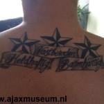 Tattoo van Niels uit Ede