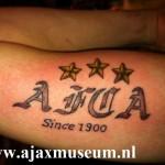 Tattoo van Paul uit Den Burg