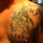 Tattoo van Pieter uit Hoorn