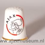 Vingerhoedje huidige Ajax logo