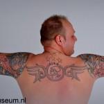 Tattoo van Wilco uit Darp
