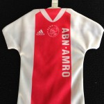 Mini Ajax thuisshirt 2002 - 2004