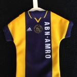 Mini Ajax uitshirt 2000 - 2001
