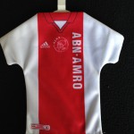 Mini Ajax thuisshirt 2008 -2009