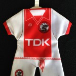 Mini Ajax thuisshirt 1982 - 1983