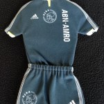 Mini Ajax uitshirt 2003 - 2004