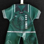 Mini Ajax uitshirt 1995 - 1996