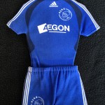 Mini Ajax uitshirt 2008 - 2009