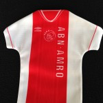 Mini Ajax thuisshirt 1999-2000