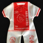 Mini Ajax shirt 1994 - 1995 Landskampioen