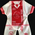 Mini Ajax shirt 1995 - 1996 landkampioen