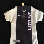Mini Ajax uitshirt 2001 - 2002