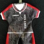 Mini Ajax uitshirt 1996 - 1997