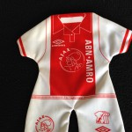 Mini Ajax thuisshirt 1993-1994