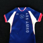Mini Ajax uitshirt 1999 - 2000