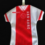 Mini Ajax thuisshirt 1998-1999