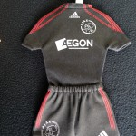 Mini Ajax uitshirt 2009 - 2010